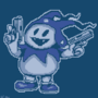 the jack frost with two pistols of good luck