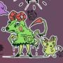 Horror themed V-Pets