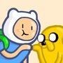 Finn & Jake by Mario644