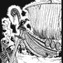 Frozen Viking Remains by SeventhTower