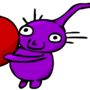 purple pikmin by bored-calculators