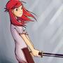 Cara Sword by FrostDrive