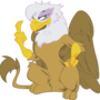 gilda flipping the bird by megadrivesonic
