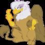 gilda flipping the bird