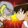 Dovahkiin VS Tomo Takino by BoomBuster