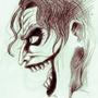 Joker sketch by TheFishyOne