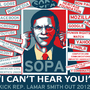 SOPA - I CAN'T HEAR YOU by C-Rocket1