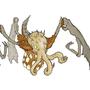 Royal Octoarachnocrab by Cenaf