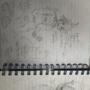 Dreamcore AU Character Concept Art