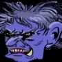 Talking Troll Head