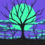 Tree vomit