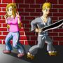 Ichigo & Orihime: Surrounded by Clovis15