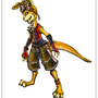 KH conversion- Daxter by TateOrtena