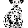 A Dalmatian I made in College by lavallelee