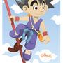 Dragon Ball Origins Son Goku by Torogoz