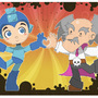 Mega Man Loves Wily by Torogoz