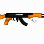 Lucy's AK-47 by ian7842