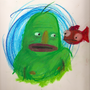 Staring at a Fish by AlmightyHans