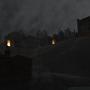 Destroyed Village