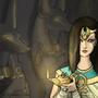 Egyptian Priestess Incognito by Sabtastic