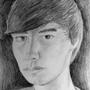 Late 2011 self-Portrait by CameronMc