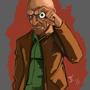 The One Who Knocks by Nerdbayne