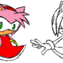 Amy Rose by RagEPr018