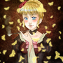 Beatrice de golden witch