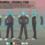 Admiral Granulysin by KuchiyoseRashomon