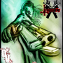 Ivil the art of Lethally Evil by DarkVisionComics