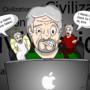 Civilization Addict by CheddarMoon