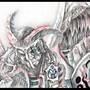 Gabriel The Greater Archangel by Shanewozere