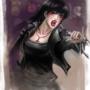 Vampire singer