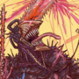 2021-02-27: Chainsaw Man (with rainbow guts)