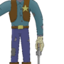 The Cowboy(concept LN character)