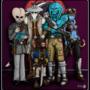 Lok Revenants by johngoldenwolf