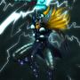 The God of Thunder by TheFishyOne