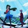 Skaia's Skies by Brakkenimation