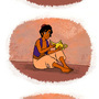 Aladdin's Lamp by ToonHole