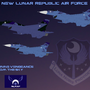 New Lunar Republic Air Force by wildfire4461