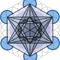 Metatron's Cube Upright