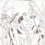 Deadman Wonderland Shiro by MaartenC