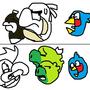 Blue Bird sucks by ronalenemaeluz