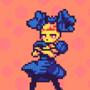 Bubblegum gal
