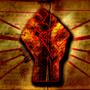 Communist Fist by Calibur1