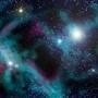 Stars and Nebula by oxob3000
