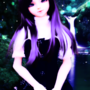 Lavender Angel by Heyitzrin