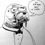 Sea lion by Hildebrandt