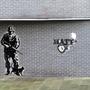 Soldier Graffiti by Matt2k8