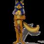 carmelita fox by emohunta
